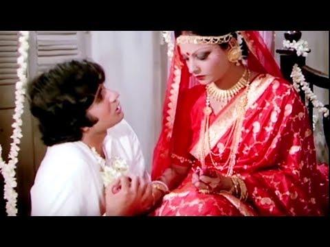 Amitabh Bachchan Rekha Do Anjaane - Comedy Scene 431