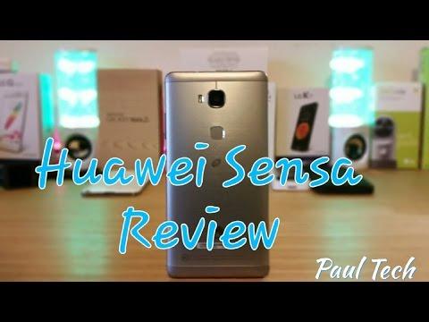 Huawei Sensa LTE Simple Mobile Full Review