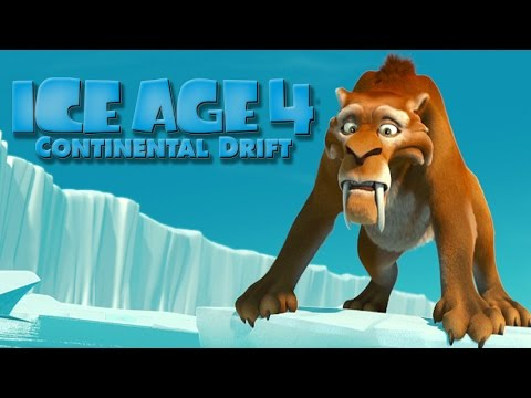 #2 Ice Age 4 Continental Drift Arctic Games - Glacier Hopping - Game - Gameplay - Movie For Kids