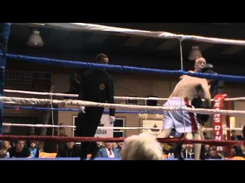 N.B.A. Maritime Super Welterweight Championship bout