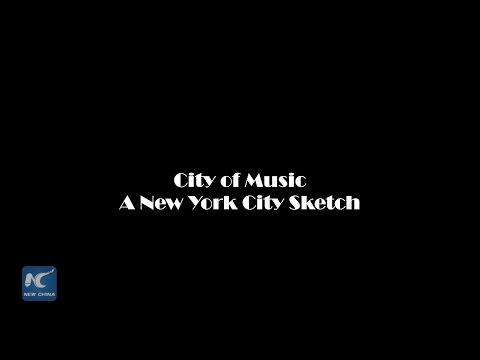 City of Music— A New York City sketch 爱乐之城:纽约速写