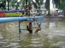 Sekanak River Palembang