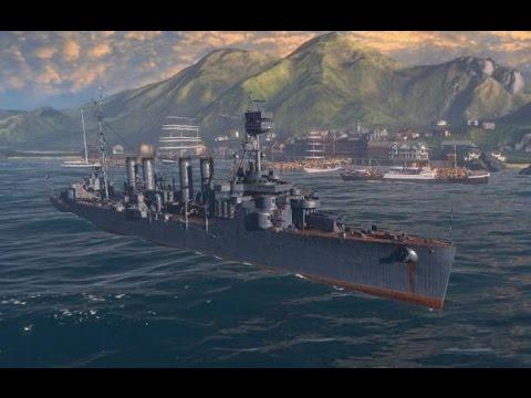 World of Warships CZ - Murmansk (co dokáže)