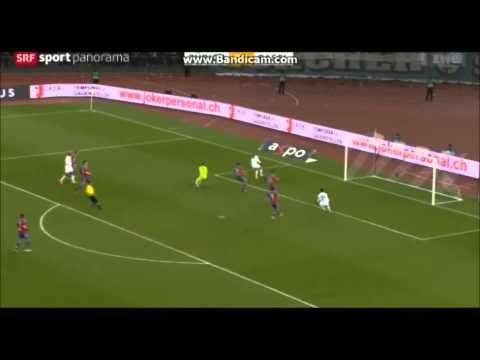 FC Zürich vs. FC Basel (1:2) - 30.11.2014 - Highlights