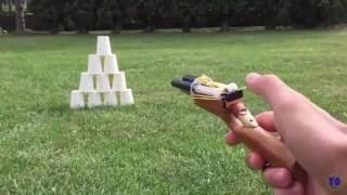 Pistol Keren Cara Membuatnya Mudah Banget