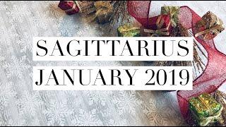 Sagittarius – January 2019 – 2019 is a GIFT!!