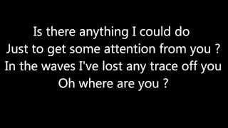 I love you- Woodkid lyrics