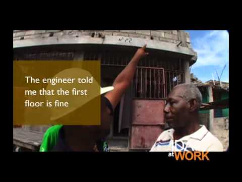 World Bank IDA - Haiti: Homes