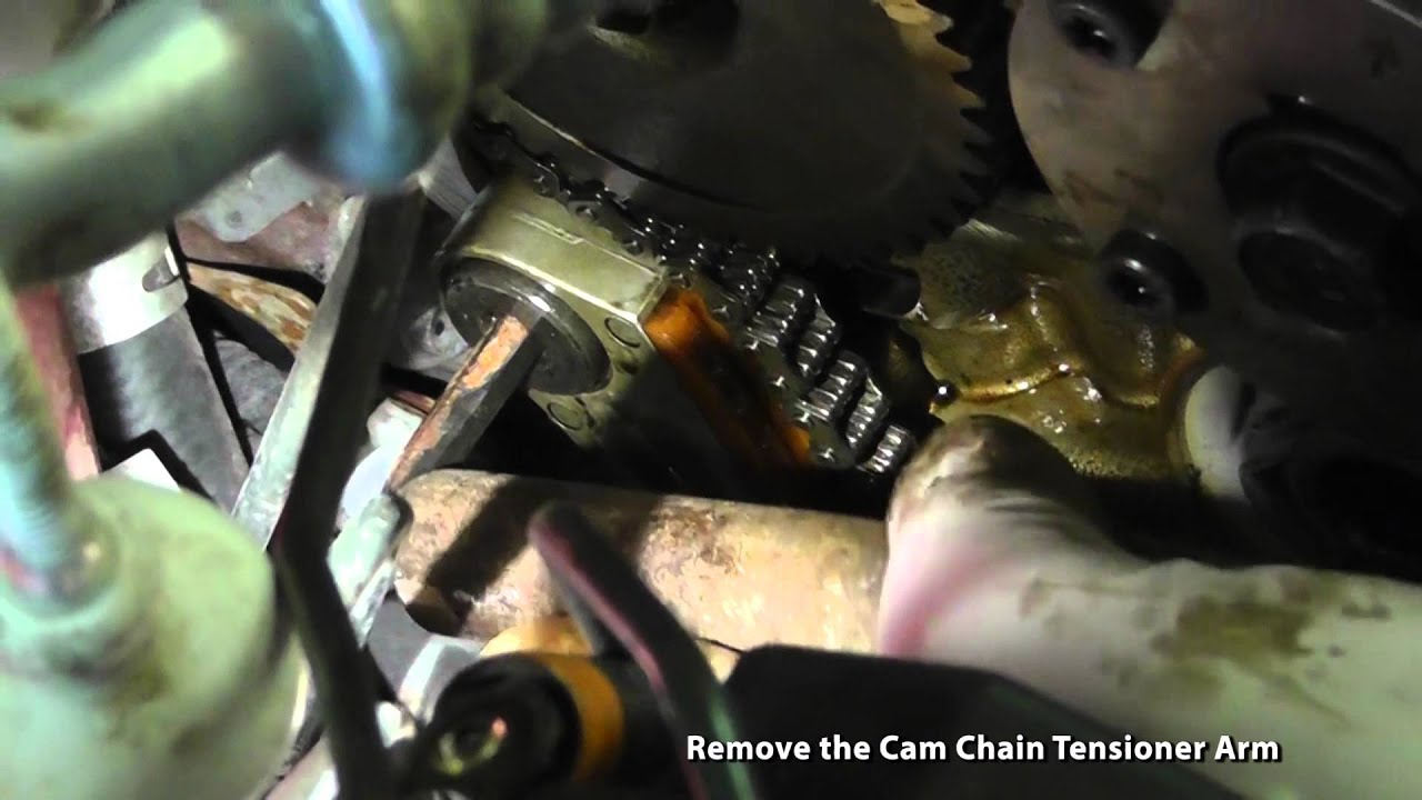 Replacing Timing Chain Guides And Tensioner Civic Type