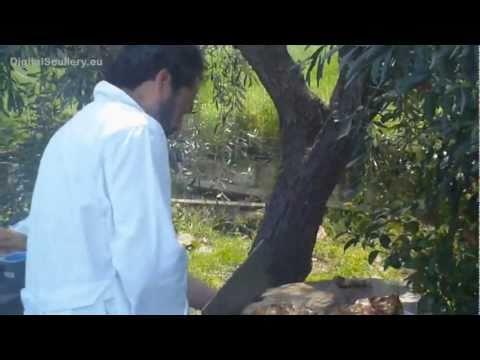 Συνταγή αρνί στη σούβλα by Στάθης