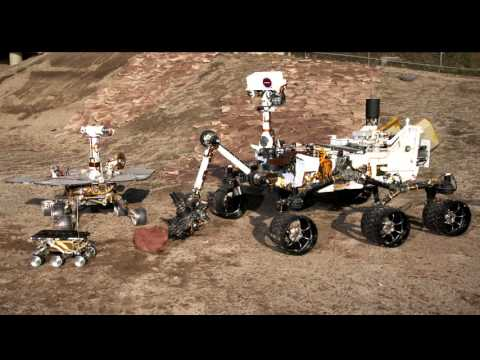 Real Martians Moment: Not Your Daddy's Dune Buggy