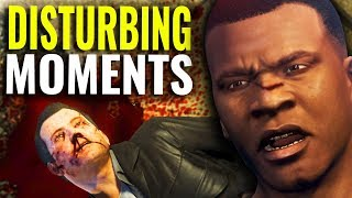Most Disturbing Moments in GTA V