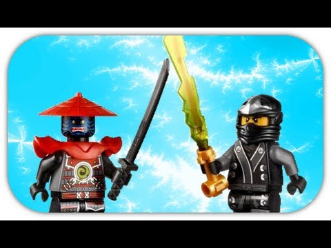 LEGO 70502 Cole's Earth Driller LEGO Ninjago The Final Battle Review