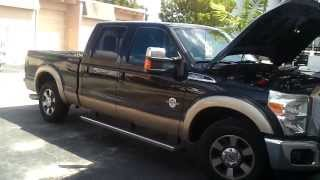 Обзор Ford F250 Lariat Super Duty