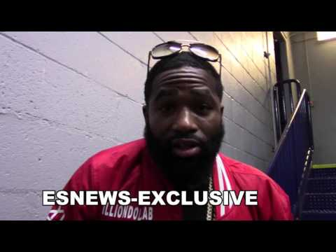 Adrien Broner I Will Be Floyd Mayweather Biggest Fight Ever And says amir beats canelo big time