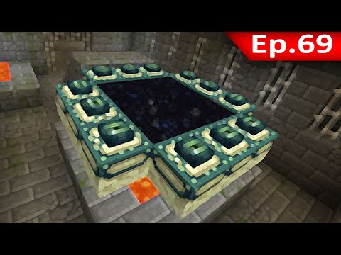 Tackle⁴⁸²⁶ Minecraft 1.7.9 #69 กว่าจะได้ไป The End