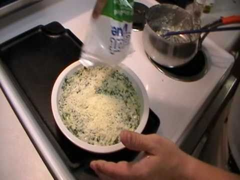 Homemade Spinach Artichoke Dip