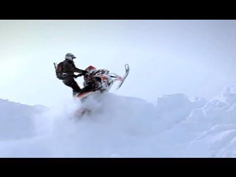 2013 Arctic Cat M800 Sno Pro Snowmobile Review