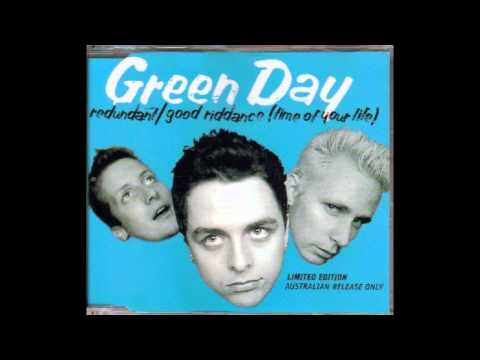 Green Day - Redundant (Richard Dodd Medium Wide Mix) Single AUS CD / RARE