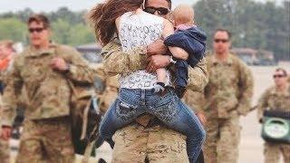 Quand les soldats rentrent chez eux par Surprise #3