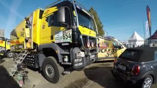 AUTODROM SOSNOVÁ 26.3.2017 -MOGUL Dakar Setkání (GoPro HERO 5 Black-2,7K 50FPS)