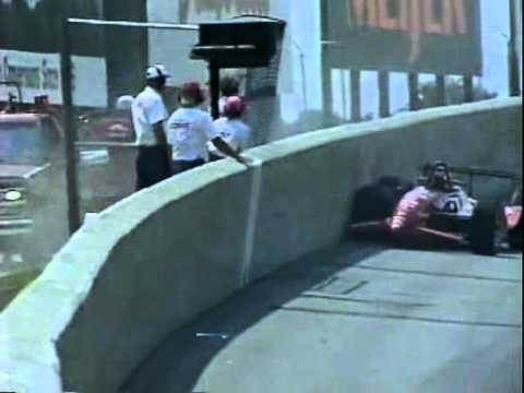 INDY MICHIGAN 1994 ACIDENTE DE MICHAEL ANDRETTI
