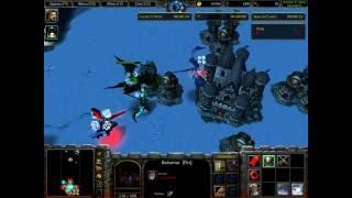 Warcraft 3 anime x hero v3.6