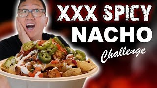 SPICY NACHO CHALLENGE 🌶️