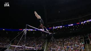 Sunisa Lee Uneven Bars | Champions Series Presented By Xfinity
