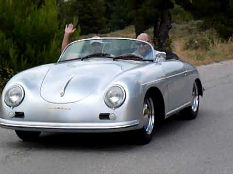 356 Speedster Replica Us Youtube