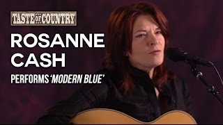 Watch Rosanne Cash Modern Blue video