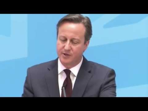 David Cameron - Immigration Laws