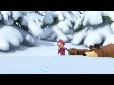 Маша и медведь 6. Следы невиданных зверей