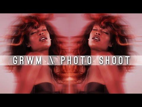 GRWM | Photo Shoot
