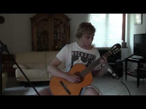 Dust In The Wind Kansas Guitar Cover Nauka Gry Na Gitarze Warszawa
