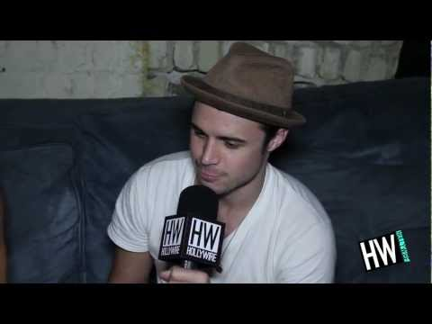 Kris Allen Reveals Secret Project & Exclusive Baby News! Music Videos