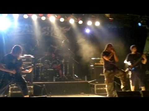 Banisher live @ Metal Blast Festival in Egypt