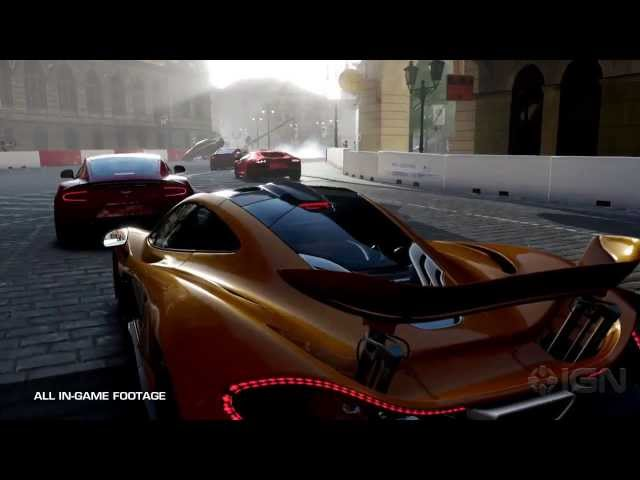 Forza Motorsport 5 E3 2013 Gameplay Trailer