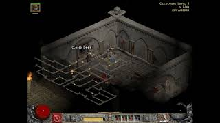 LGWI - Diablo II, Hardcore Javazon 3 (Anguished)