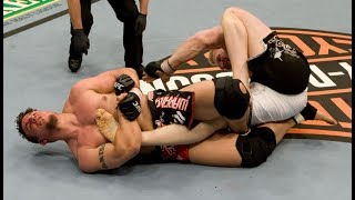 Every Kneebar Finish in UFC History