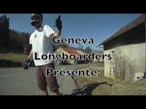 Run commenté au Salève - Geneva Longboarders