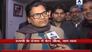 ABP News EXCLUSIVE: EC took the right decision, says Ramgopal Yadav