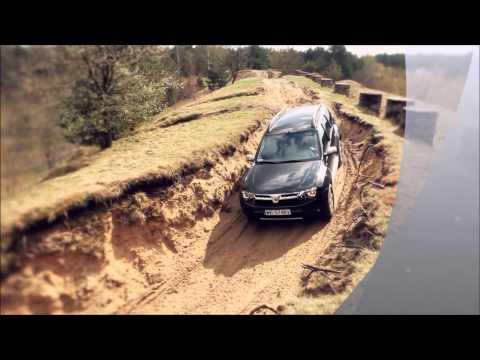 Dacia Duster - Промо 2012