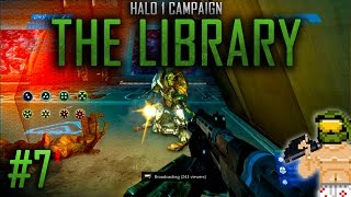 "Halo 1: ""The Library"" - Legendary Speedrun Guide (Master Chief Collection)"