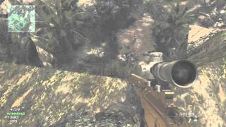 Mw3 How to Get Out of Map On Village!