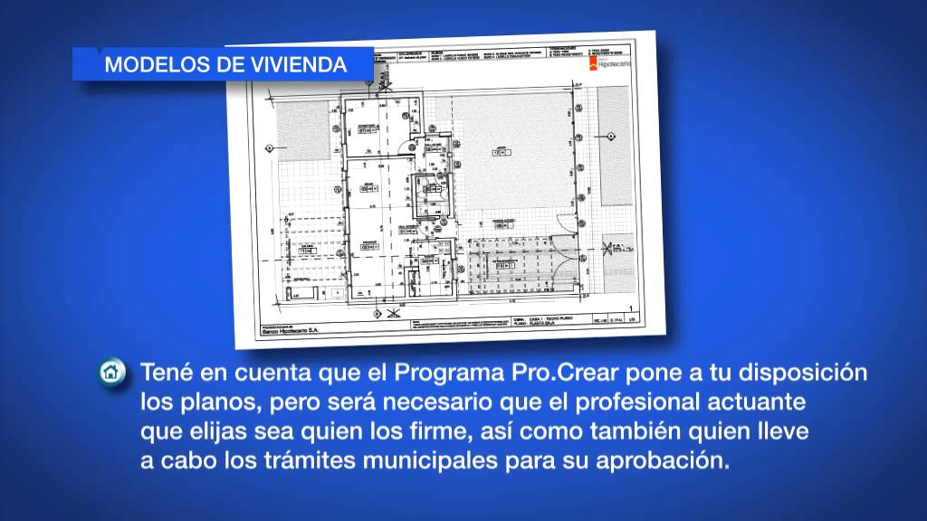 procrear modelos de vivienda youtube