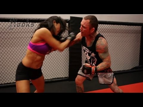 Chris Leben - Takedown and Vicious Ground-and-Pound Walkthrough | The Hooks MMA: Ep. 2, Part 2 Image 1