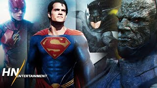 What Zack Snyder Was Planning for Justice League 2 (Superboy & Batman's Death)