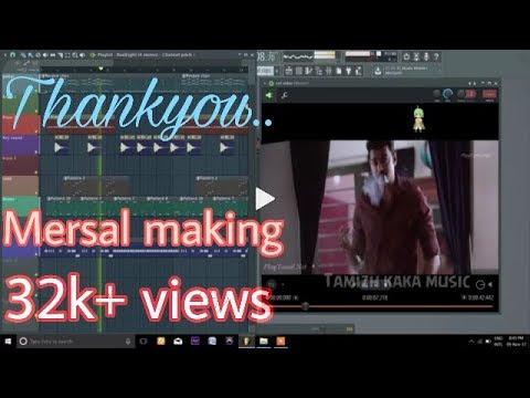 Mersal - Vetrimaran BGM making video | Kamal Eleven | A R Rahman | Vijay | Atlee