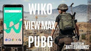 PUBG on WIKO VIEW MAX 3/32 GB ★ Mediatek MT6739 PUBG ★ PowerVR GE8100 PUBG